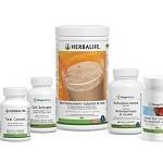 Gebruiksaanwijzing Herbalife producten